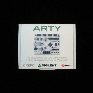 Image 1 - 410 319 Programmable logique IC outils de développement Arty Artix 7 FPGA avec Xilinx Artix 35T FPGA Artix 35T