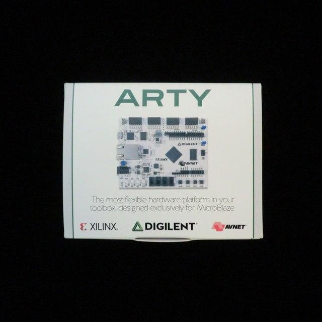 410 319 Programmable logique IC outils de développement Arty Artix 7 FPGA avec Xilinx Artix 35T FPGA Artix 35T