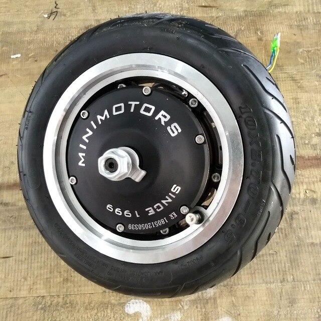 Dualtron 3 Motor met band en disc Dualtron 3 wiel