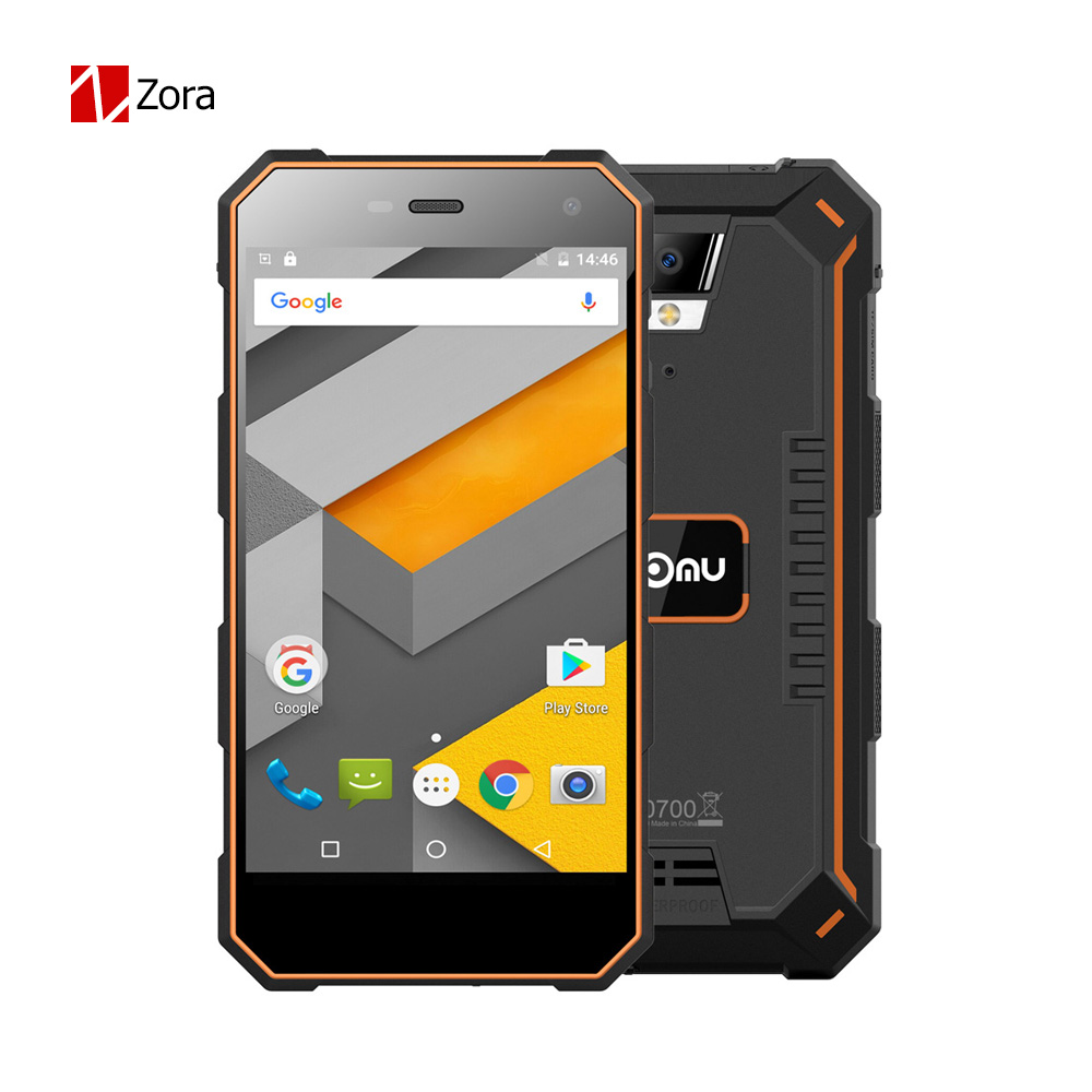 Original Nomu S10 IP68 Waterproof Smartphone MTK6737T Quad Core Android 6 0 Mobile Phone 5 0