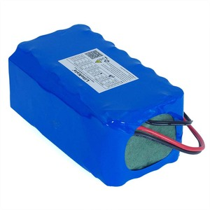 Image 4 - 60V 16S2P 6Ah 18650 Li ion Battery Pack 67.2V 6000mAh Ebike Electric bicycle Scooter with 20A discharge BMS 1000Watt