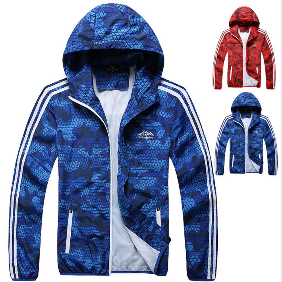 Nike jacket chinese - 2017 New Design Summer Fall Long Sleeve Running Sunscreen Jacket Wear Sport Climbing Fishing Climbing Jersey