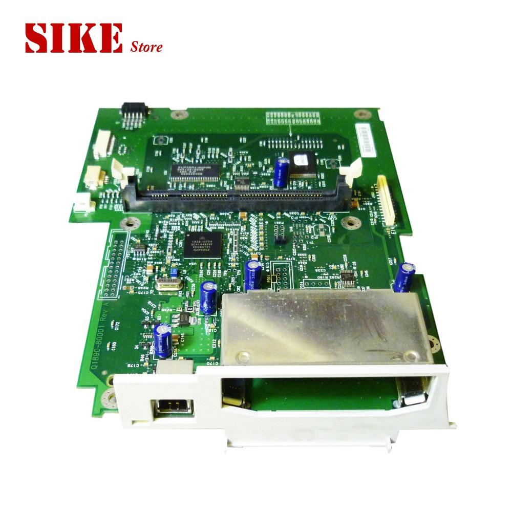 Q1890-60001 Logic Main Board Use For HP LaserJet 1300 HP1300 Formatter Board Mainboard free shipping for laserjet pro 200 color mfp m276nw m276n m276 formatter main logic board cf224 60001 cf224 80101