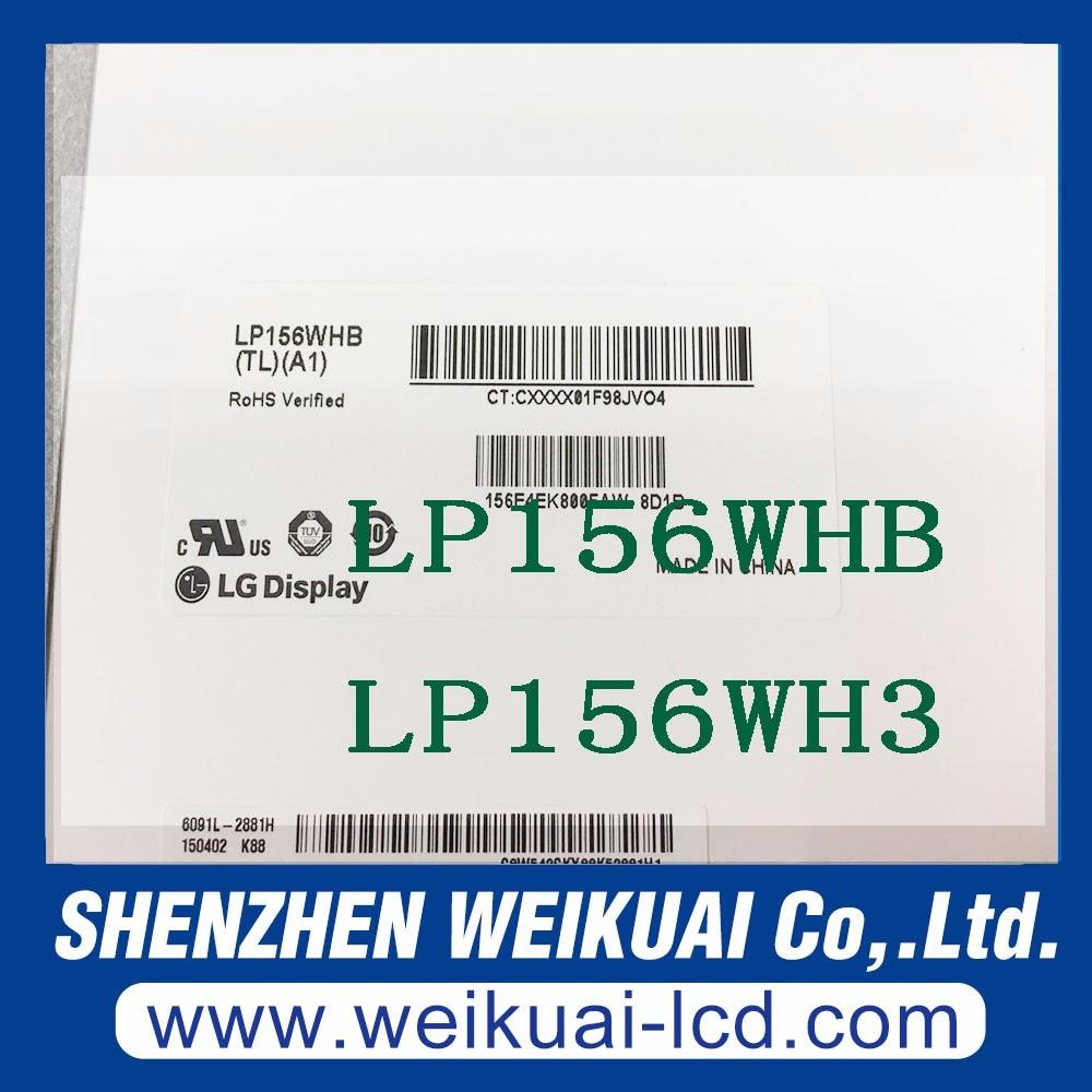 ФОТО Free shipping B156XW04 V.5 LP156WH3 B156XW03 N156BGE-L41 N156B6-L0D LTN156AT20 LTN156AT30 LP156WH3 NEW LED Display Laptop Screen