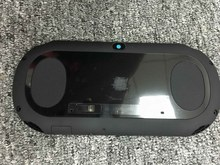 original new back cover housing shell with logo and touch panel for psvita for ps vita psv 2000 game console