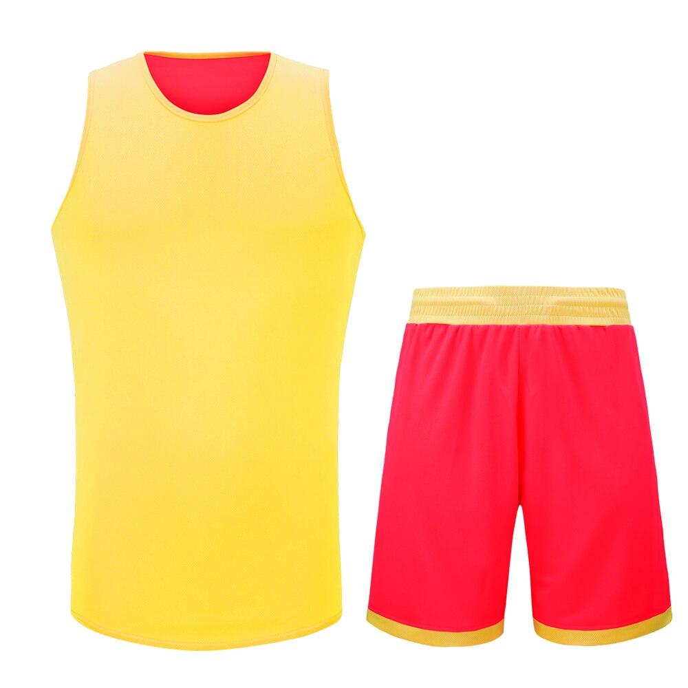 sanheng reversible basketball jersey set2