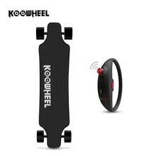 Koowheel Neueste Aktualisiert Elektro-skateboards Dual motor elektrische moterized Longboard mit Fernbedienung