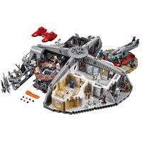 DHL Star Wars Betrayal at Cloud City Model set Compatible Legoings 75222 05151 Blocks Bricks Kids Toys Christmas Gifts