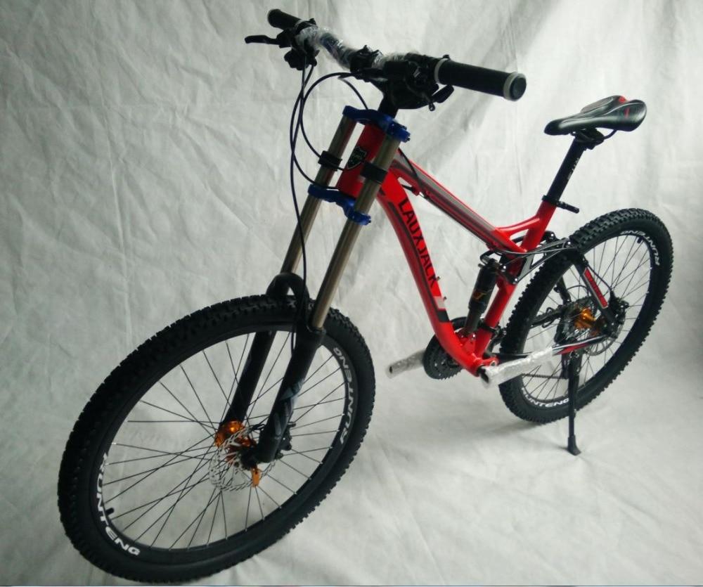 Cheap tyre dirt bike   Full suspension  AM/XC    Hydraulic brakes  new cycling bicicleta mountain bike  21/24/27/30 speed  26*17inch 1