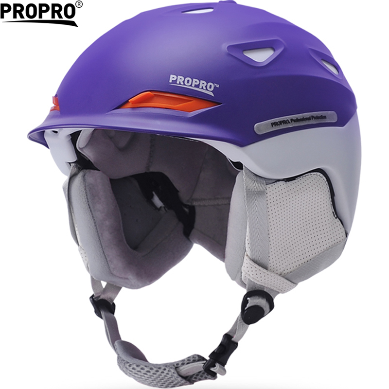 And Great Variety Of Designs And Colo Analytical New Brand Adults Ski Helmet Winter Warm Plush Snowboard Helmet Moto Bike Cycling Fishing Mask Skateboard Sled/skis Sports Safety Famous For High Quality Raw Materials Full Range Of Specifications And Sizes