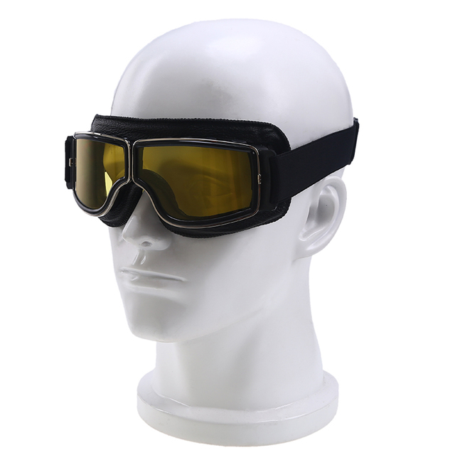 aliexpress : buy vintage pilot for harley style motorcycle