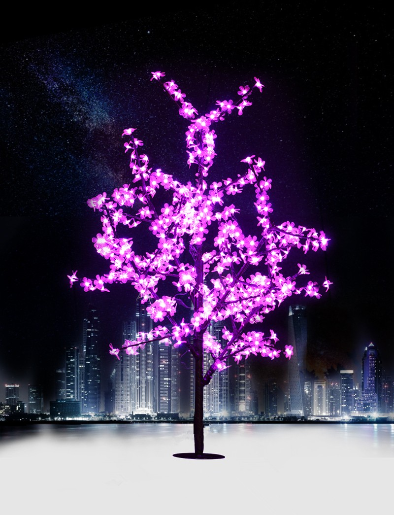 led tree light holiday