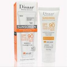 Крем для лица солнцезащитный крем для красоты уход за кожей SPF 90 масло бесплатно радикальный Мститель антиоксидант UVA/UVB 40 г Крем против солнца дневной