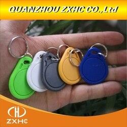 (100 PCS) عالية الجودة Ntag 215 مفتاح علامة حلقية المنتدى نوع 2 ل عبة