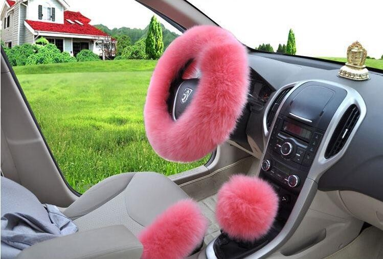 long-Wool-Plush-Steering-Wheel-Cover-Woolen-Winter-Car-Accessory-pink12