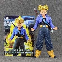 26 cm Dragon Ball Z Action Figures Trunks DXF Super Saiyan PVC Anime Dragonball Z Chiffres DBZ Esferas Del Dragon jouets