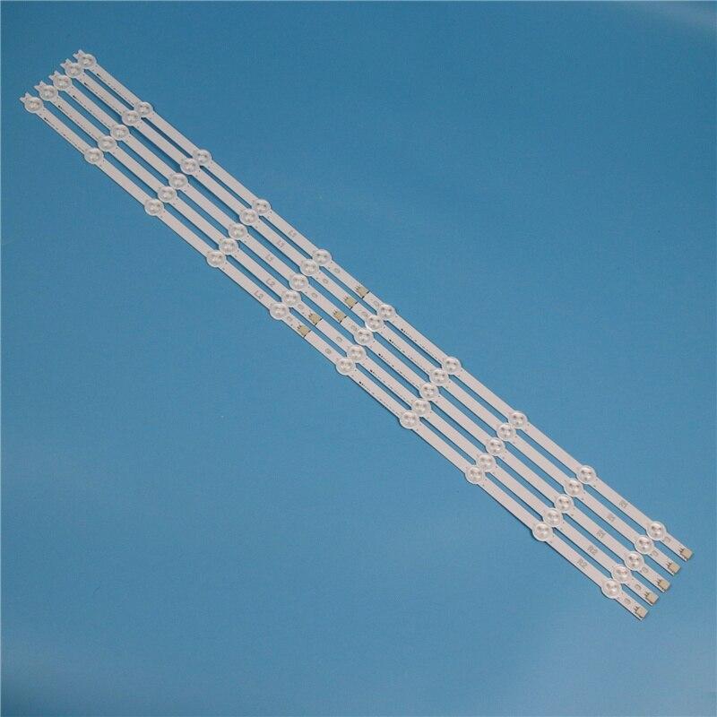 10 Lamps 820mm LED Backlight Strip Kit For LG 42LN5700 42LN5710 42LN570 42 Inchs TV Array LED Strips Backlight Bars Light Bands