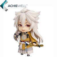 Touken Ranbu Online Cute Fox Bal Action Figure Game Character Kogitsunemaru Model Fan Collection Kids Gifts