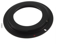 5Pcs Aluminum M42 Screw Lens For Canon EOS EF Mount Adapter Ring Rebel for canon XSi T1i T2i 1D 550D 500D 60D 50D 7D 1000D