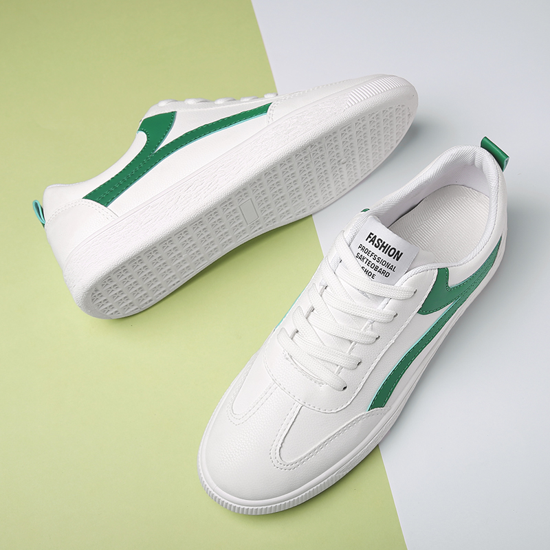 Hemmyi 2018 New Comfortable Mens Shoes White Lace Up Hard-Wearing Mens Casual Shoes Chaussure Homme Male Sneakers FootwearHemmyi 2018 New Comfortable Mens Shoes White Lace Up Hard-Wearing Mens Casual Shoes Chaussure Homme Male Sneakers Footwear
