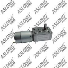 ASLONG JGY385 DC worm gear motor motor 6-24V