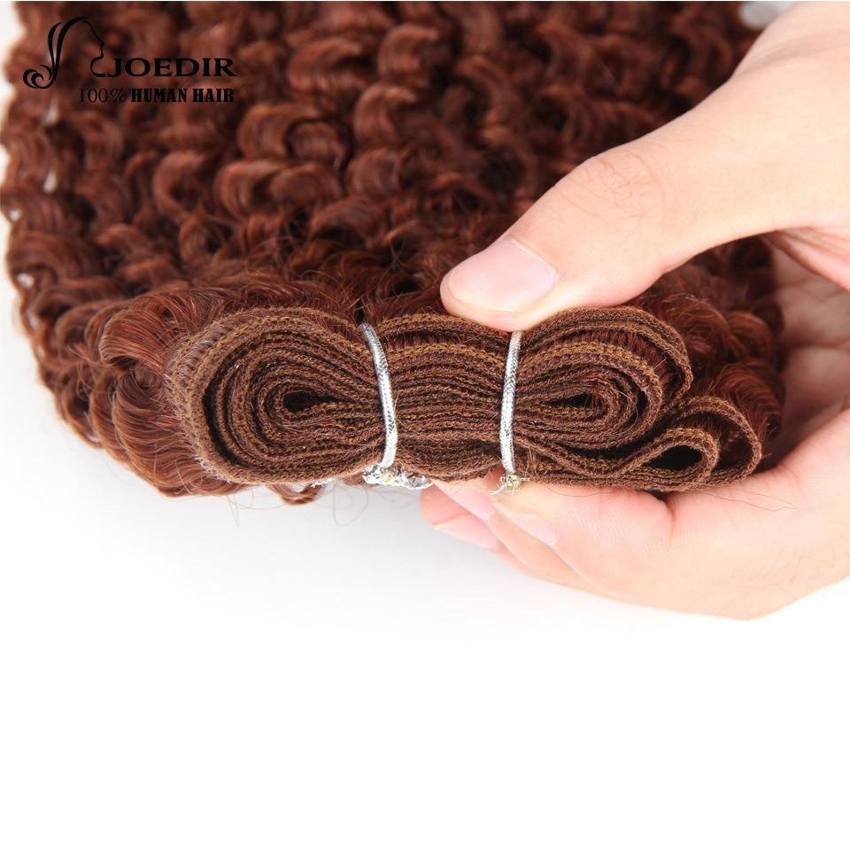 Joedir Hair Brazilian Water Wave 1 Piece Remy Hair Bundles 113g Färg - Skönhet och hälsa - Foto 4