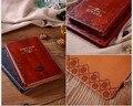 Luxo Retro Velho Da Antiga Virar Livro Estilo PU Leather case suporte magnético smart cover para ipad mini 123/mini 4 tablet