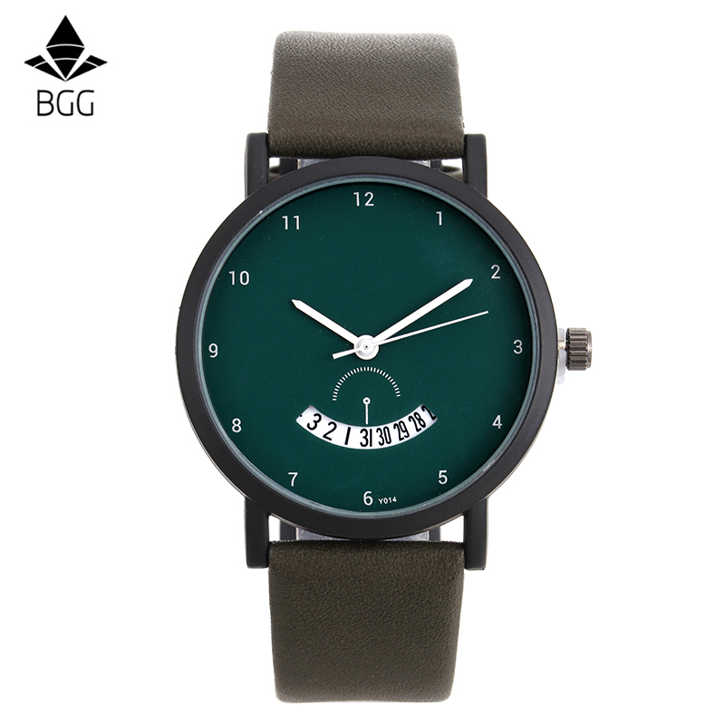 New Arrival Soft Genuine Leather Strap Auto Date Waterproof Men Quartz Watches Men Fashion Casual Wristwatch watch gift clock natural bamboo watch men casual watches male analog quartz soft genuine leather strap antique wood wristwatch gift reloje hombre