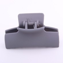 New Fashion Brand  Hairdress Quality Plastic Hair Claw Clips For Women Beauty Tools Shower Tins Clamp Strong Bit Force