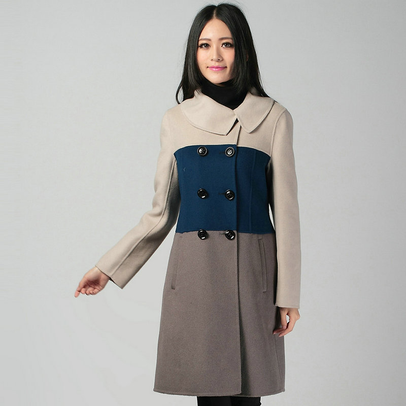 Compare Prices on Blue Cashmere Coat- Online Shopping/Buy Low ...