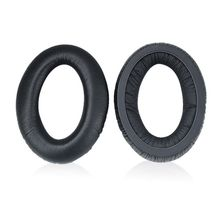 1 Pair Earphone Ear Pads Earpads Sponge Soft Foam Cushion Replacement for Sennheiser Game ONE ZERO HD380 Pro PC 373D