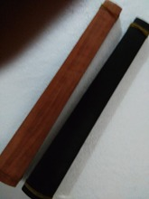 2 PCs Quality Violin Fingerboard 4/4 including 1 PC ebony fingerboard & rose wood