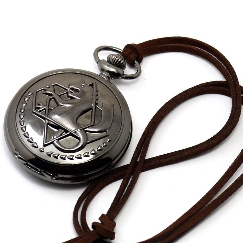 Fullmetal Alchemist Pocket watch with Strap