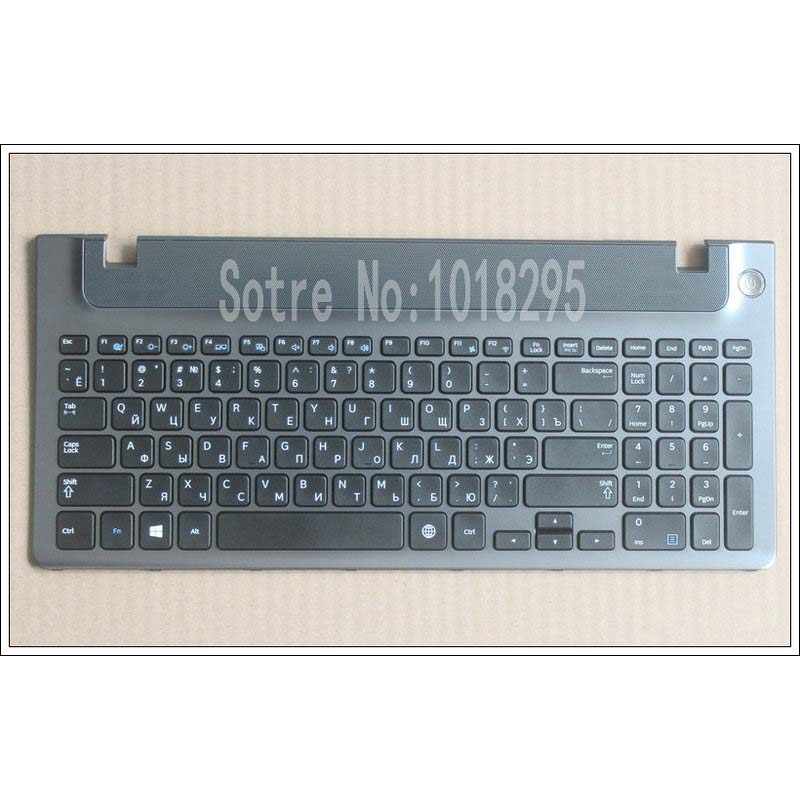 Russian New laptop keyboard with frame for samsung NP355E5C NP355V5C NP300E5E NP350EC NP350V5C BA59-03270C RU keyboard layout new and original black ru laptop keyboard with frame for metabox p170sm ru layout