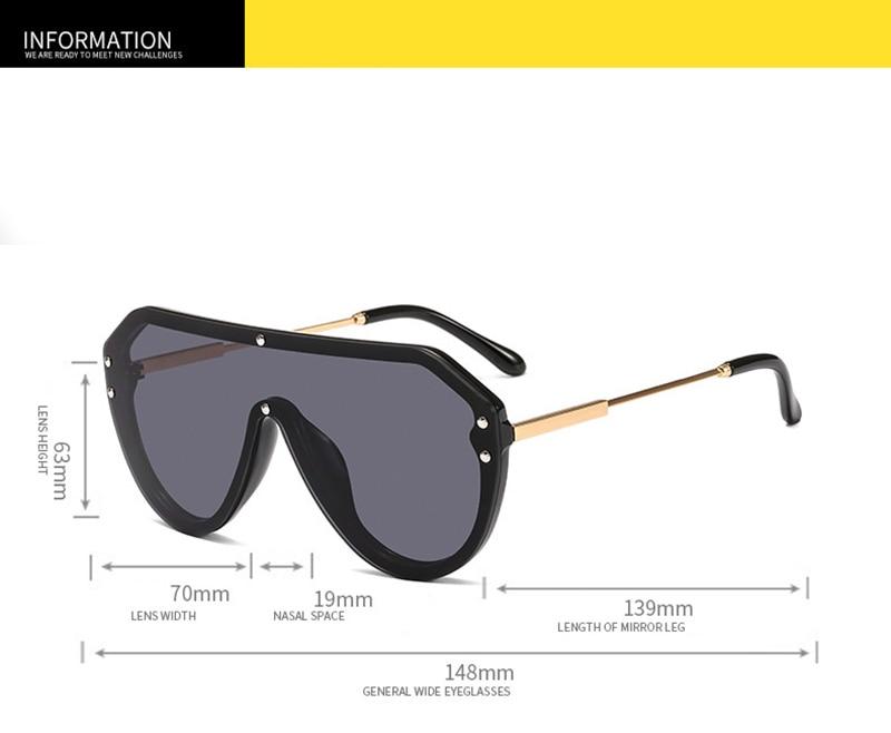 2019 New F Watermark One-piece Sunglasses PC Copy Film Men Women Sunglasses Girls Personality Colorful Fashion Wild Sun Glasse (5)