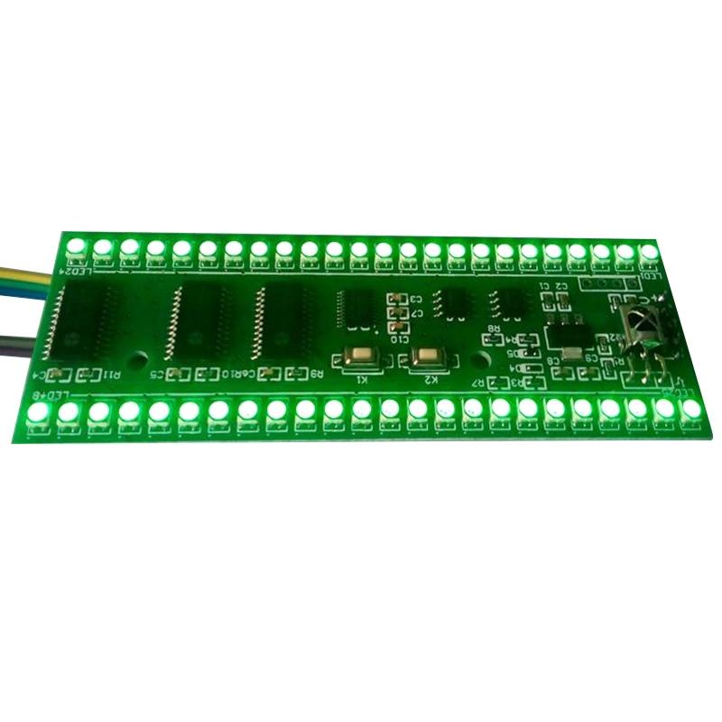 Aiyima 5PCS 5V RGB Tregues i nivelit të LED LED Bordi i - Audio dhe video në shtëpi - Foto 3