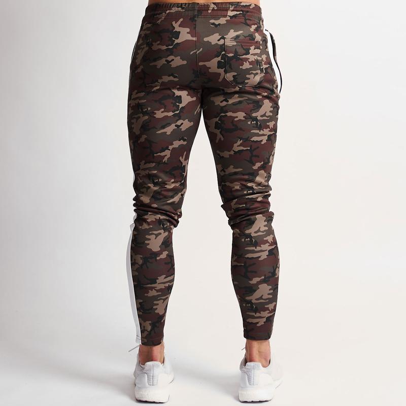Joggers Pants Men 2020 Camouflage Colour Patchwork Men Pants Fitness Sportswear Sweatpants Male Casual Leggings Trousers 6
