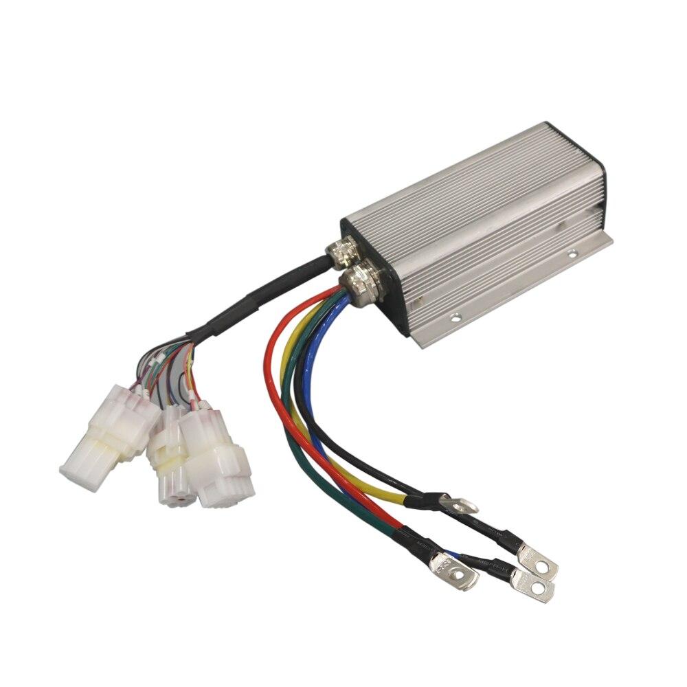 Controlador de Motor de bicicleta eléctrica Sinusoidal sin escobillas Kelly QSKLS6018S, 24 V-60 V, 240A, 60V YAOSE PG-107 Wifi Gsm sistema de alarma de seguridad para el hogar App Control remoto sensor de ventana con 1080P Cámara Bluetooth inteligente de alarma