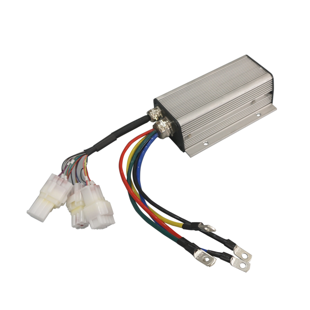 KLS7218S,24V-72V,200A,SINUSOIDAL BRUSHLESS MOTOR CONTROLLER For In-wheel Hub Motor