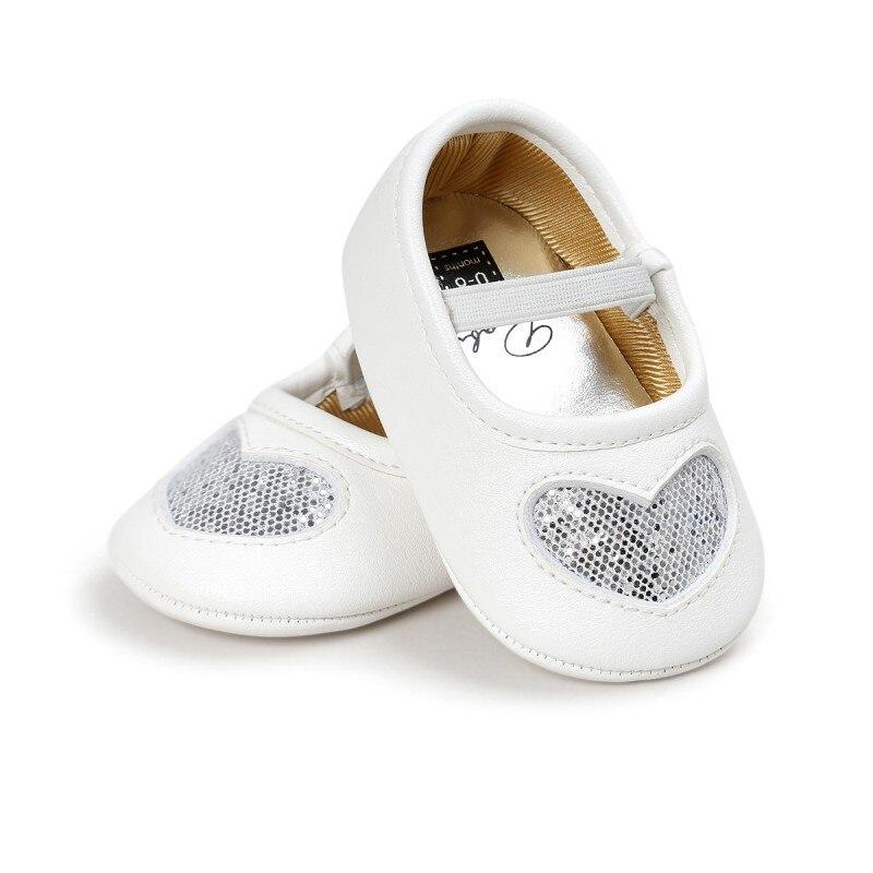 2017 herfst lente mode schoenen nieuwe mooie pu zachte bodem baby - Baby schoentjes - Foto 2