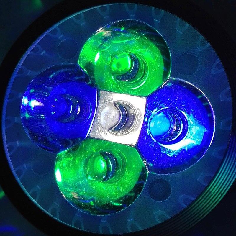 Levou Crescer Luzes led luz do aquário, para Light Color : Blue And White
