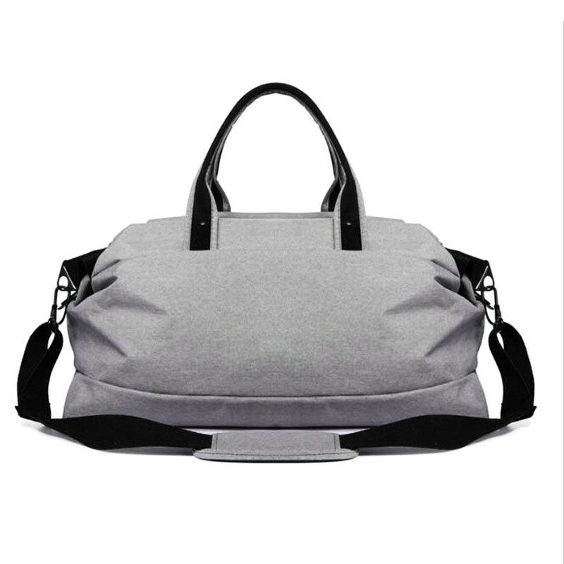 체육관 여자 가방 브랜드 2017 피트 니스 핸드백 야외 여행 짐 저장소 크로스 바디 가방에 대 한 방수 옥스포드 스포츠 가방