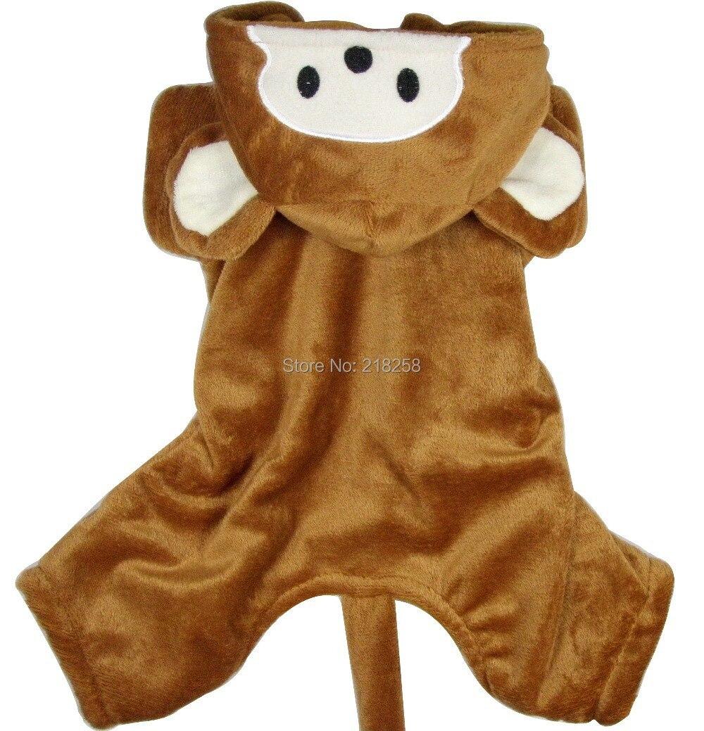 საცალო ყავისფერი მაიმუნი - შინაური ცხოველების საქონელი - ფოტო 1