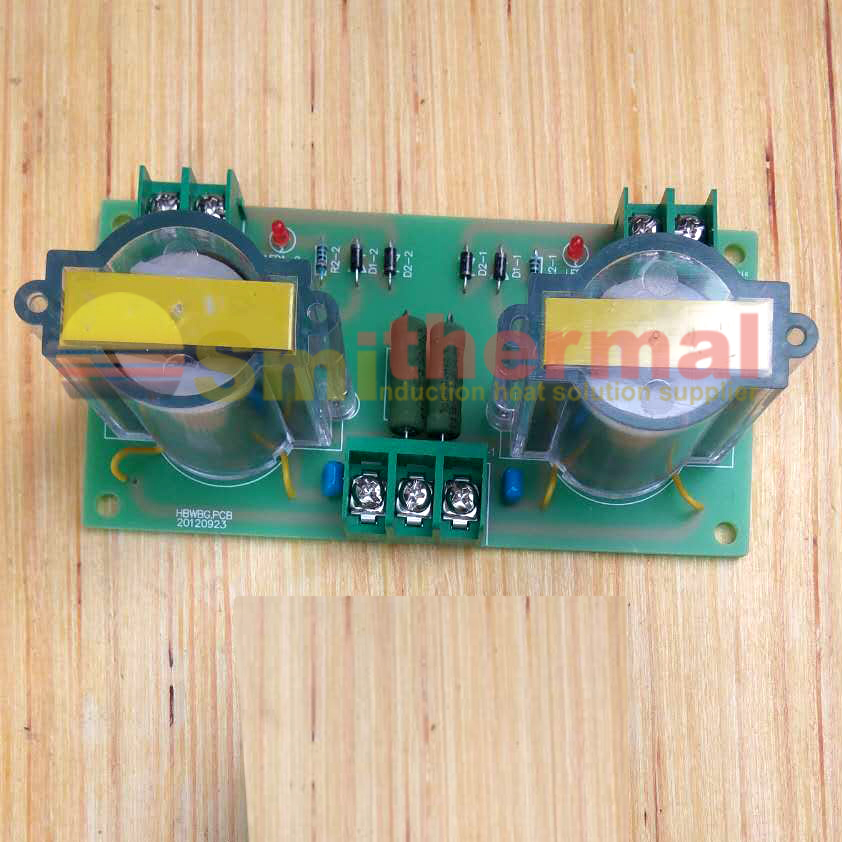 MB-2 Pulse Transformer board for Medium frequency thyristor Induction cast furnace, free shipping 16 16 16 pulse transformer driver board transformer