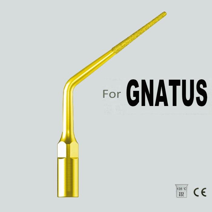 ED3DT, ENDODONTICS ,DIAMOND AND TITANIUM PLATED DENTAL EQUIPMENT fit GNATUS