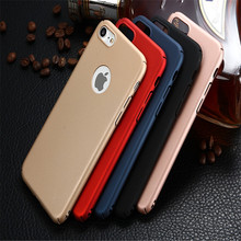 For iPhone X XS Max XR 7Plus 8Plus case ultra thin PC matte case Coque on for iphone 5 5S SE 6 s 6s 7 8 case Cover стоимость