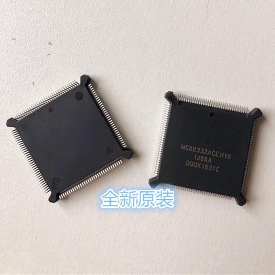 送料無料 10 ピース/ロット MC68332ACEH16 MC68332ACEH QFP 132 新オリジナルの株式  グループ上の 家電製品 からの スクリーンプロテクター の中 1