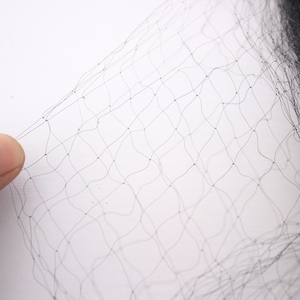 Image 3 - High Quality Deep Huge Pockets 12M x 3.6M 15mm Hole Orchard Garden Anti Bird Net Nylon monofilament 0.11mm Knotted Mist Net 2pcs
