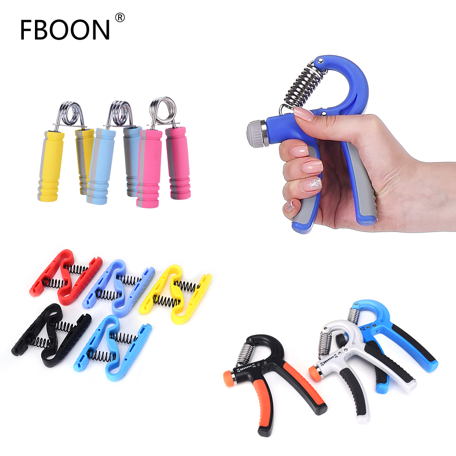 FBOON 3PCS Hand Stretcher Exerciser Finger Grip Arms ...