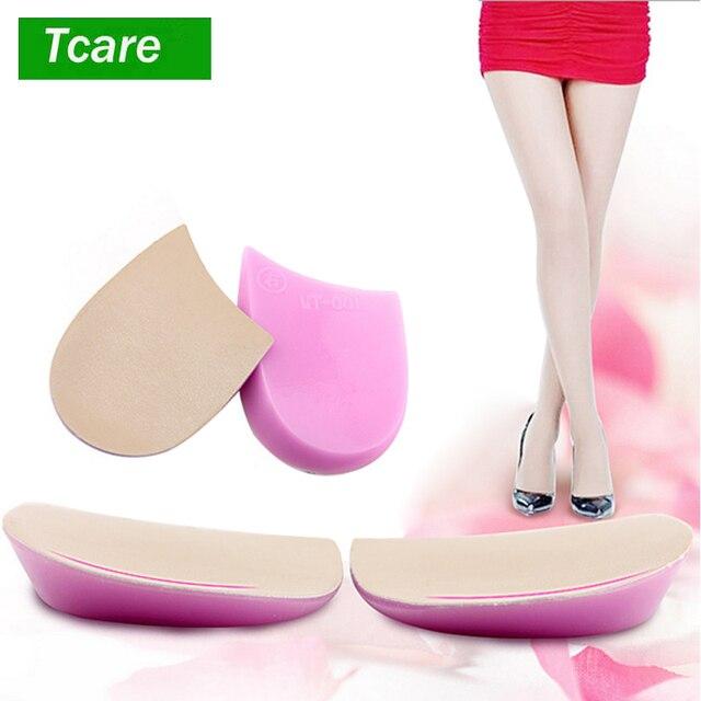 1 Chỉnh Hình Miếng Lót Chân cho Trung Gian & Bên Gót Nêm Nâng Miếng Lót Silicone Sửa Sai O/X Loại Chân dành cho Nữ/Nam